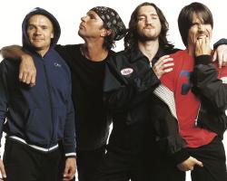 Tour italiano per i Red Hot Chili Peppers