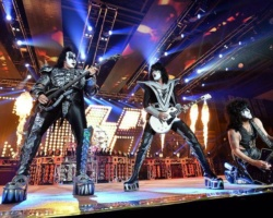 I Kiss tornano in Italia